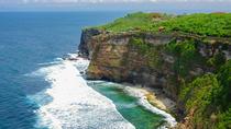 Uluwatu Cliff Temple sunset Tour with Kecak Show and Sea Food Dinner at Jimbaran Beach, Kuta,...