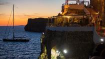 CovaBus: transfer to Cova d'en Xoroi Disco, in Menorca, Menorca, Airport & Ground Transfers