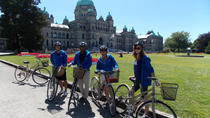 Victoria Castles and Neighborhoods Bike Tour, Victoria, Horse Carriage Rides