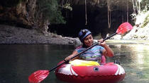 Cave Rafting and Zipline Tour from Ambergris Caye, Ambergris Caye, Day Trips