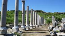 Perge Aspendos Side and Waterfall Tour by Antalya, Antalya, Attraction Tickets