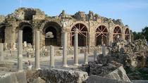 private tour tour perge,aspendos waterfall, Antalya, Attraction Tickets