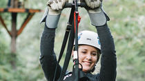 Sonoma Canopy Tours Tree Tops Course!, Napa & Sonoma, Cultural Tours