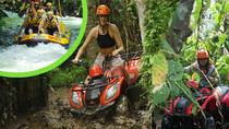 Bali ATV Adventure Combination White Water Rafting Ubud, Ubud, 4WD, ATV & Off-Road Tours