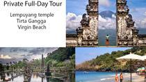 Private Full-Day Tour Lempuyang temple Combination Tirta Gangga & Virgin Beach, Bali, Full-day Tours