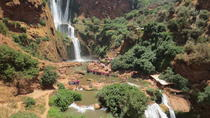 2 Days Tour from Marrakech to Ouzoud waterfalls and Imi Nifri, Marrakech, Cultural Tours