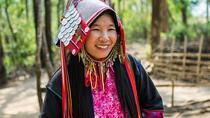 3 Days Hill Tribe Villages Jungle Trek, Chiang Mai, Hiking & Camping