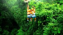 Rainforest Canopy Zipline Adventure from Pattaya, Pattaya, 4WD, ATV & Off-Road Tours