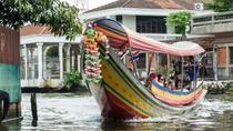 Shore Excursion: Canals of Bangkok from Laem Chabang, Bangkok, Ports of Call Tours