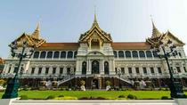 Shore Excursion: Full-Day City, Temples, and Thonburi Canal Tour from Laem Chabang Port, Gulf of...
