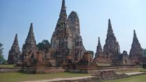 Shore Excursion: Historical Ayutthaya Day Tour from Laem Chabang, Gulf of Thailand
