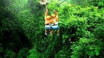 Shore Excursion: Zipline Adventure from Laem Chabang, Gulf of Thailand, Ports of Call Tours