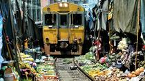 Maeklong Railway Market & Amphawa, Bangkok, Market Tours