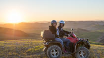 Exciting ATV tour in the Tuscan countryside, Siena, 4WD, ATV & Off-Road Tours