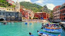 Cinque Terre Guided Tour by Minivan and Boat, Livorno, Day Trips