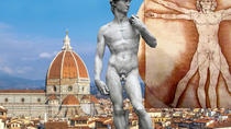 Florence Uffizi Gallery and Chianti Wine Tasting Small Group Tour by Minivan from Lucca, Lucca, ...