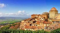 Volterra and Bocelli's Theatre Half Day Tour by Minivan from Lucca, Lucca, Day Trips