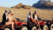 Desert Safari Trip by Quad Bike, Sharm el Sheikh, 4WD, ATV & Off-Road Tours