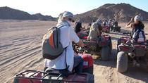 Enjoy sunrise and Quad Biking in the Egyptian Desert from Sharm el Sheikh, Sharm el Sheikh, Private ...