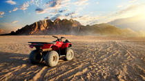Quad Biking in the Egyptian Desert from Sharm el Sheikh, Sharm el Sheikh, Private Sightseeing Tours