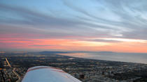 Los Angeles Air Tour over Santa Monica, Downtown LA and Hollywood, Los Angeles, Private Sightseeing ...