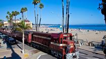 Beach Train from Roaring Camp through Redwoods to Santa Cruz, Santa Cruz, Attraction Tickets