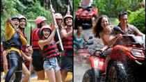Combination White Water Rafting & ATV QUAD Bike Ride with complimentary Lunch, Ubud, 4WD, ATV & ...
