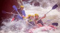 Combination White Water Rafting & Ubud Cycling with Complementary Lunch, Ubud, White Water Rafting