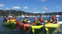 Pittwater Kayaking Birthday Party, Sydney, Kayaking & Canoeing