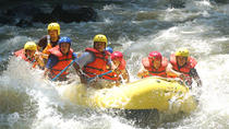 Private Tour: Guajoyo River-Rafting Adventure from San Salvador, San Salvador, White Water Rafting