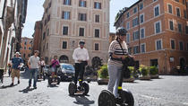 Private Segway Experience with Lunch: Trastevere Quarter in Rome, Rome, Private Sightseeing Tours