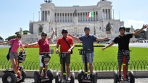 Segway-tour Rome in een dag met lunch, Rome, Segway-tours