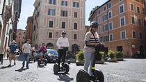 Trastevere Quarter Rome Segway Experience with Lunch, Rome, Segway Tours