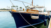Private Classic Wood Boat Harbor Cruise, Huntington Harbour, Newport Beach, Day Cruises