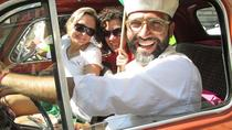 3-hour Private Rome Sightseeing Tour in a Classic FIAT 500, Rome, Vespa, Scooter & Moped Tours