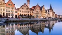Full Day Sightseeing Day Trip to Ghent from Amsterdam, Bruges, Private Sightseeing Tours