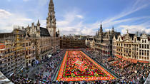 Sightseeing Tour to Brussels from Amsterdam Full Day Trip 10 Hours, Bruges, Day Trips