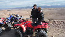 HALF DAY QUAD BIKING, lake Takerkoust & Desert Agafay, Marrakech, 4WD, ATV & Off-Road Tours