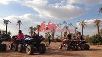 HALF DAY QUAD BIKING, Palm grove Marrakech desert, Marrakech, City Tours