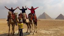 Private Full Day Tour To Giza Pyramids, Sphinx and Sakkara including Camel Ride, Cairo, Full-day...