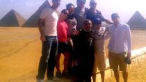Private Full-Day Tour to Giza Pyramids, Sphinx, Sakkara Pyramids and Memphis, Cairo, Full-day Tours