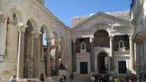 Split Walking Tour Including Diocletian's Palace and Traditional Snack, Split