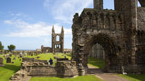 Stirling, Whisky Distillery and St Andrews Day Trip from Edinburgh with Spanish Speaking Guide,...