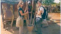 Cultural Village Tour,Interacting With the Communal Villagers (Educational Trip), Victoria Falls, ...