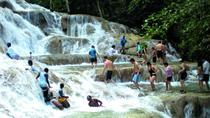 Half-Day Trip to Dunn's River Falls from Montego Bay, Montego Bay, Climbing