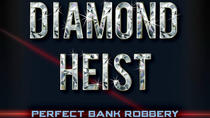 Diamond Heist Escape Room Experience, Orlando, Escape Games