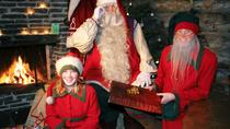 Summer Santa Claus Safari Including Riverboat Cruise and Reindeer Farm Visit from Rovaniemi, ...