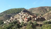 JOURNEE COMPLÈTE DES 3 VALLEES DE BERBER ET DES MONTAGNES D'ATLAS, Marrakech, Day Trips