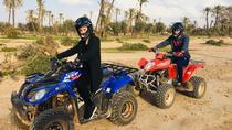 SAFARI À QUATRE VÉLOS DANS LA PALME DE MARRAKECH, Marrakech, Day Trips