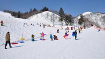 GALA Yuzawa Resort: Sledding, round-trip gondola ticket, gloves purchase, and boots rental package...